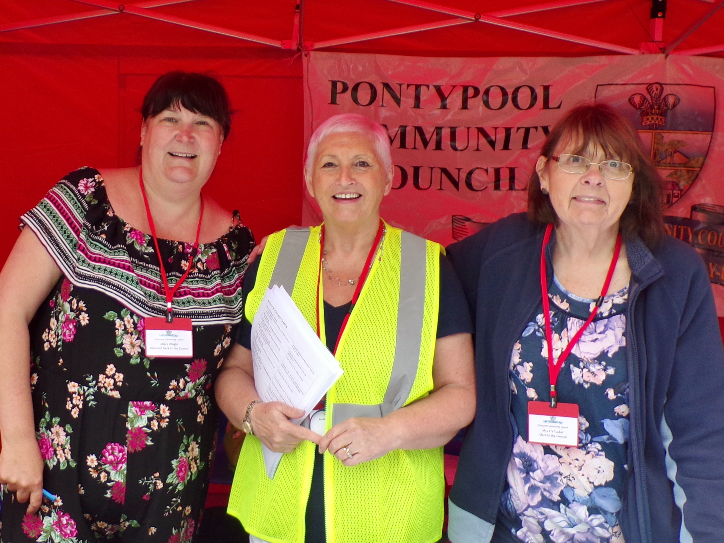 pontypool council stand